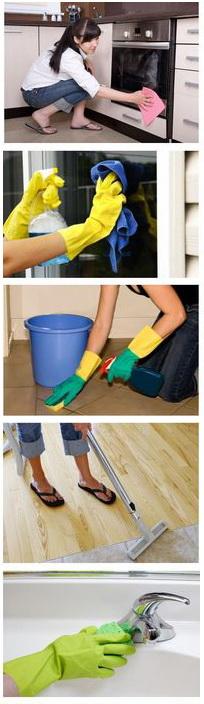Уборка домов в Киеве